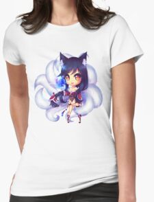 ahri  Womens Fitted T-Shirt