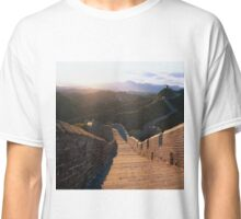 GREAT WALL OF CHINA 2 Classic T-Shirt
