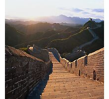 GREAT WALL OF CHINA 2 Photographic Print