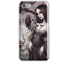 Mortality Creeps iPhone Case/Skin