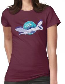 Ocean Guardian Womens Fitted T-Shirt