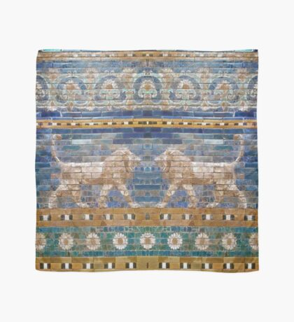Lions from Babylon Scarf