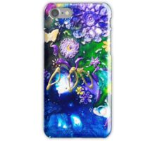 Abstract Butterfly II iPhone Case/Skin