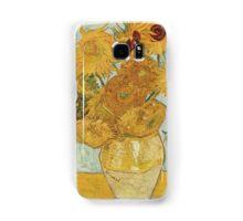 Van Gogh Yellow Sunflowers Samsung Galaxy Case/Skin
