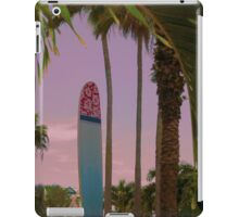 Cocoa Beach, FL Surfboard iPad Case/Skin