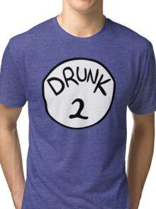 Drunk 2 Tri-blend T-Shirt