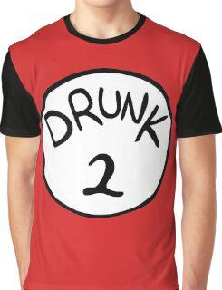 Drunk 2 Graphic T-Shirt