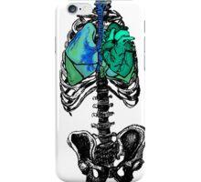 Pop Art Skeleton Torso iPhone Case/Skin