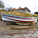 """""""Mizpah"""" Coble, Alnmouth by Woodie"""