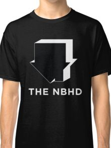 The Neighbourhood 2016 Band Tee Wiped Out! Classic T-Shirt