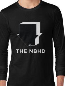The Neighbourhood 2016 Band Tee Wiped Out! Long Sleeve T-Shirt