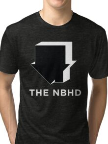 The Neighbourhood 2016 Band Tee Wiped Out! Tri-blend T-Shirt