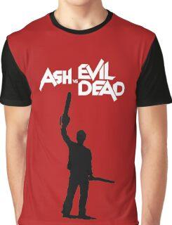 Old Man Ash Graphic T-Shirt