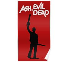 Old Man Ash Poster