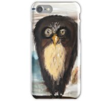 "Owl ""Oliver"" iPhone Case/Skin"