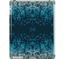 Abstract design _blue edition iPad Case/Skin