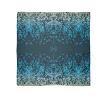 Abstract design _blue edition Scarf