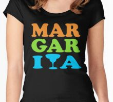 MARGARITA Women's Fitted Scoop T-Shirt