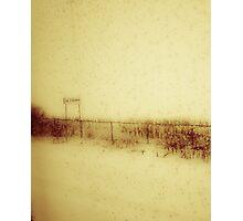 The Train Journey Photographic Print