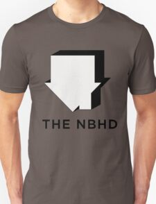 The Neighbourhood 2016 Band Tee Wiped Out! T-Shirt