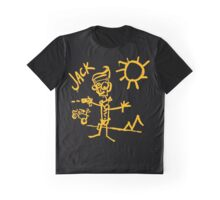 Doodle Jack - Borderlands Graphic T-Shirt