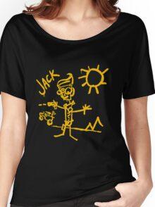 Doodle Jack - Borderlands Women's Relaxed Fit T-Shirt