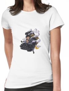gear fourth Womens Fitted T-Shirt