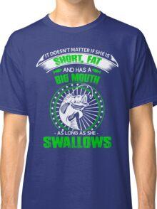Funny fishing Classic T-Shirt