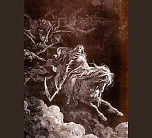 DEATH, Death on the Pale Horse, Gustave Doré, (1865), Revelations, Seven Seals T-Shirt