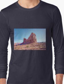 Artistic Erosion Long Sleeve T-Shirt