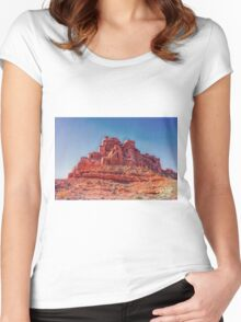 Chateau De Arches Women's Fitted Scoop T-Shirt
