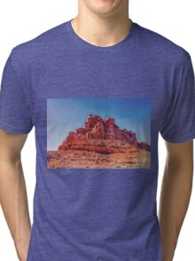 Chateau De Arches Tri-blend T-Shirt
