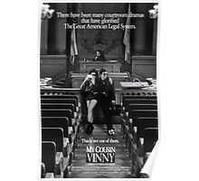 My cousin Vinny movie poster Poster