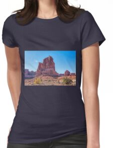 Where On Earth Womens Fitted T-Shirt