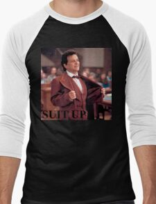 My cousin Vinny - SUIT UP Men's Baseball ¾ T-Shirt