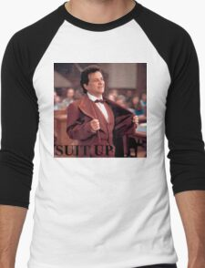 My cousin Vinny - SUIT UP Men's Baseball ¾ T-Shirt