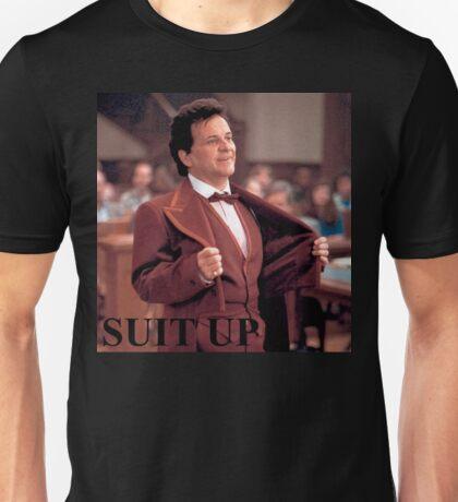 My cousin Vinny - SUIT UP Unisex T-Shirt