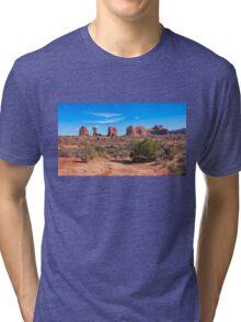 Balanced Rock Tri-blend T-Shirt