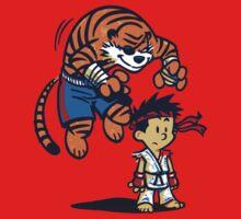 Calvin & Hobbes One Piece - Short Sleeve