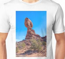 Amazing Balanced Rock Unisex T-Shirt