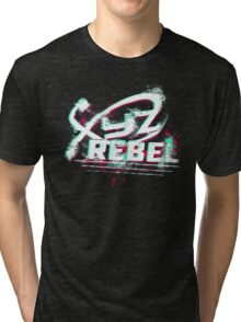 Yu-Gi-Oh! Arc-V: XYZ Rebel Tri-blend T-Shirt