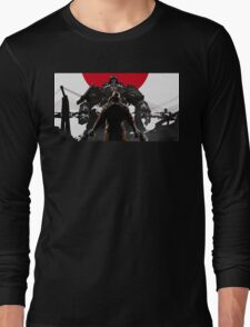 Wolfenstein - Japan Long Sleeve T-Shirt