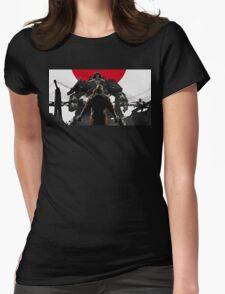 Wolfenstein - Japan Womens Fitted T-Shirt