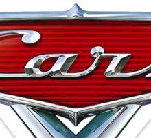 Cars Logo Movie Sticker