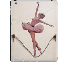 Do you love me? More than my life. iPad Case/Skin