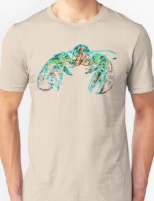 X-ray lobster PNG Unisex T-Shirt