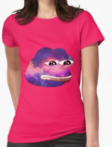 Pepe Aesthetics Womens Fitted T-Shirt