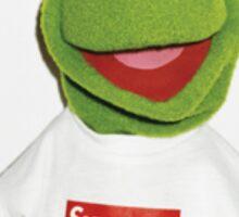 Kermit the Frog Box Logo Sticker