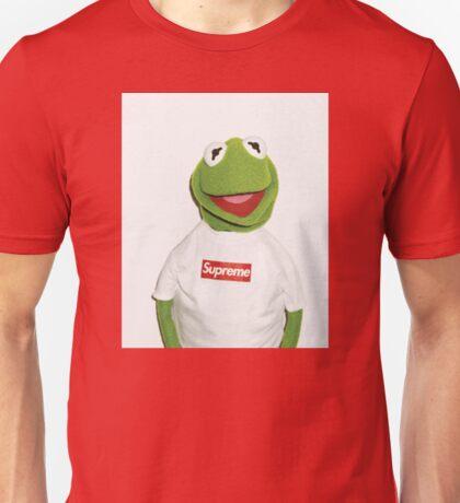 Kermit the Frog Box Logo Unisex T-Shirt