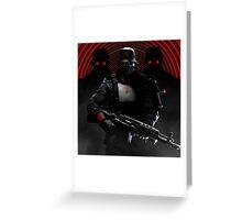 Wolfenstein Greeting Card